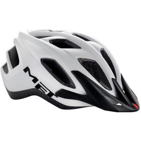 MET Funandgo Pyöräilykypärä , valkoinen